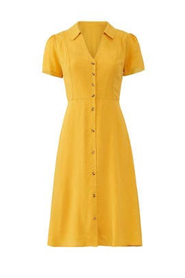 Marigold Shirtdress by Slate & Willow