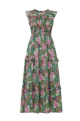 Iris Dress by Banjanan