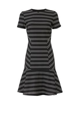 Stripe Eleanor Dress by Hutch