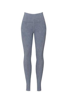 Grey Combo Leggings by Lululemon