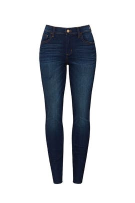 Eva Mid Rise Skinny Jeans by Midheaven Denim
