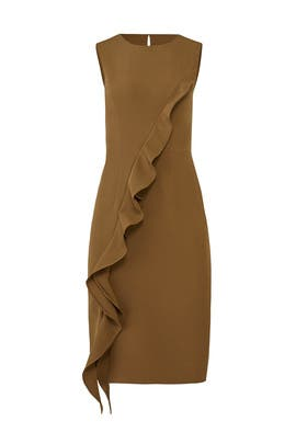 Italian Cady Tilly Dress by Milly