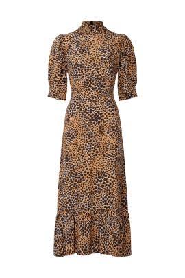 Leopard Louise Dress by Sea New York