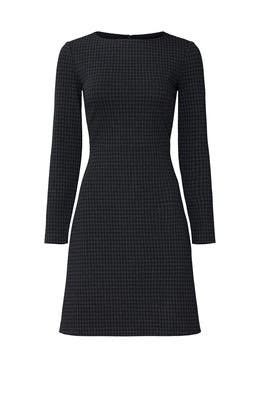 Houndstooth Kamillina Dress by Theory
