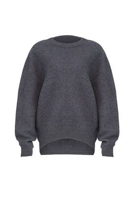 Felted Knit Sweater by Theory