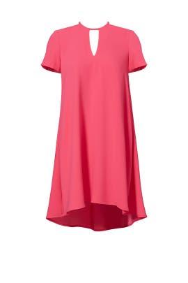 Pink Floramaria Dress by Trina Turk