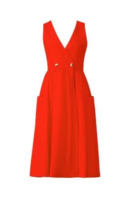 Diana Wrap Dress by Free People