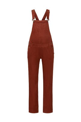 The Cord Maternity Overalls by HATCH