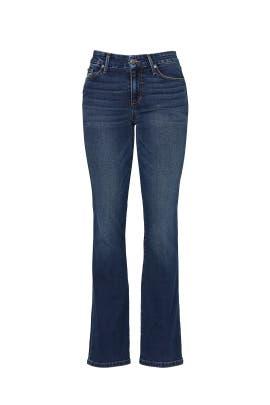 Dark Blue Bootcut Jeans by Joe's Jeans