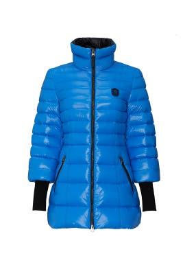 Cobalt Vivica Puffer Coat by Mackage