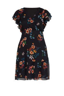 Rachel Rachel Roy Easy Crossover Dress