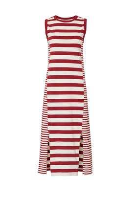 Perfect Muscle Tee Dress by Current/Elliott