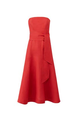 Red Confessions Dress by C/MEO COLLECTIVE
