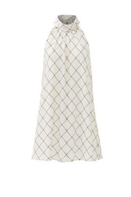 Suzie High Collar Dress by Corey