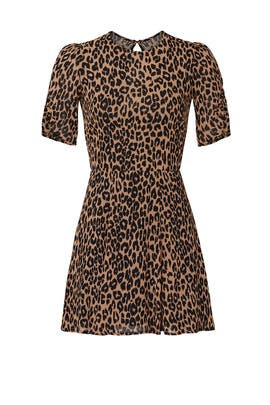 Leopard Grace Dress by Reformation