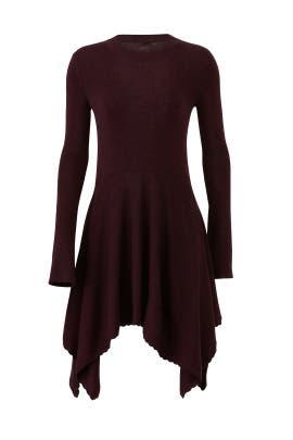 Purple Knit Dress by See by Chloe