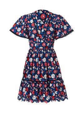 Daisy Eyelet Dress by kate spade new york