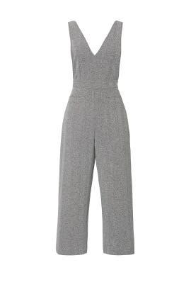 Knit Herringbone Jumpsuit by Madewell