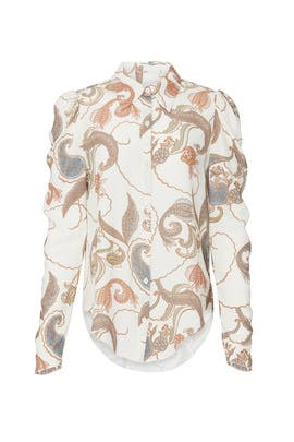 Paisley Multi Top by See by Chloe