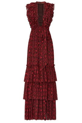 Adelina Maxi by Ulla Johnson