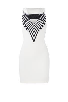 Unyielding Mini Dress by AQ/AQ