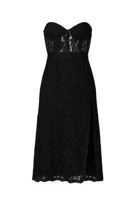 Laces Mariposa Dress by Fame & Partners