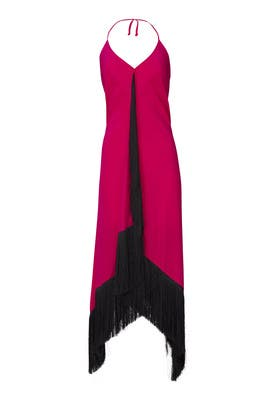 Scarf Midi Dress by Marques' Almeida