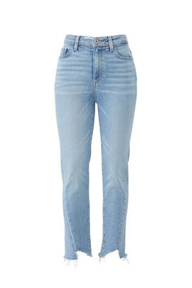 Paige Vintage Hoxton Ankle Jeans by PAIGE