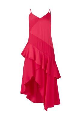 Pink Selma Combo Dress by Parker