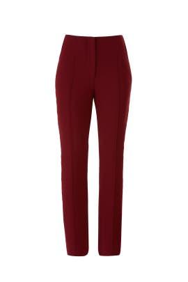 Side Stripe Lana Pants by Cinq à Sept
