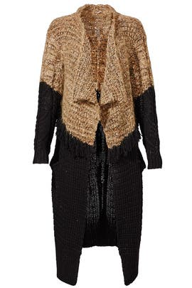 Fringe Cardigan by Thakoon Addition