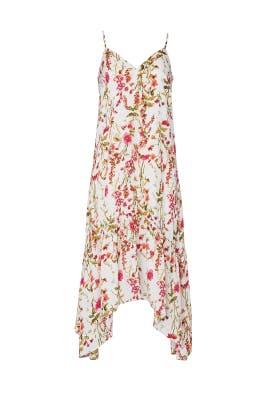 Scarf Hem Slip Dress by Great Jones