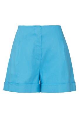 Jess Linen Shorts by rag & bone