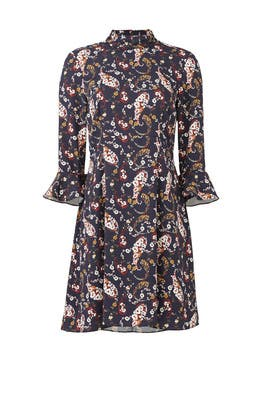 Floral Pollock Dress by Slate & Willow