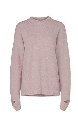 Mauve Sweater by Tibi