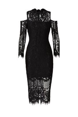 Sultry Night Dress by Yumi Kim