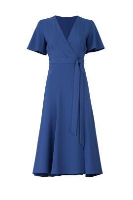 Kiera Wrap Dress by Hutch