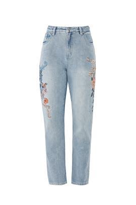 Wild Flower Scando Jeans by MINKPINK