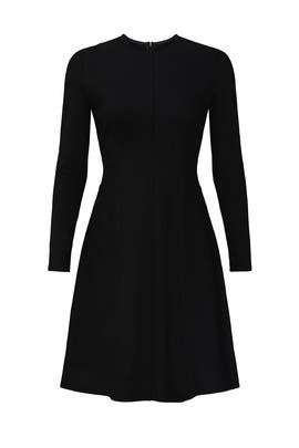 Black Ellis Dress by M.M.LaFleur