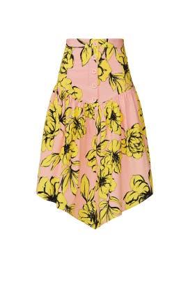 Peony Midi Skirt by Marissa Webb Collective