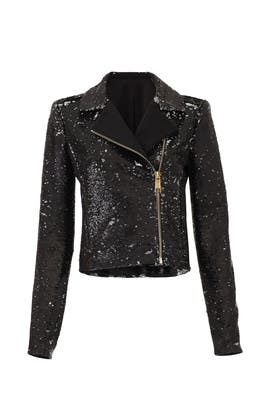 Sequin Cassie Jacket by Rachel Zoe