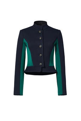 Canter Riding Jacket by Tory Burch