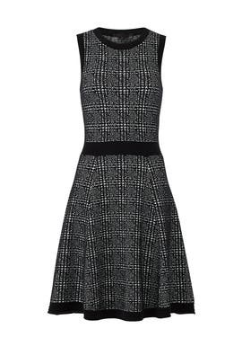 Mod Plaid Sweater Dress by kate spade new york