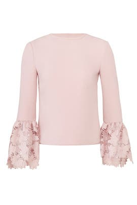 Faded Rose Emily Top by Rachel Zoe