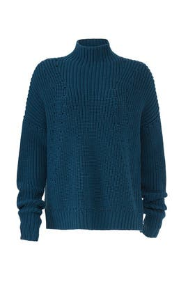 Cashfeel Turtleneck Sweater by Jason Wu