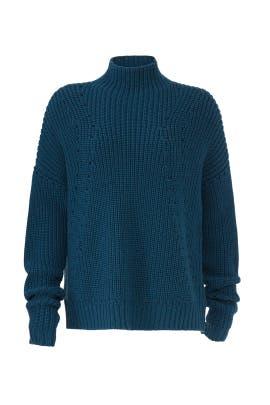 Cashfeel Turtleneck Sweater by Jason Wu