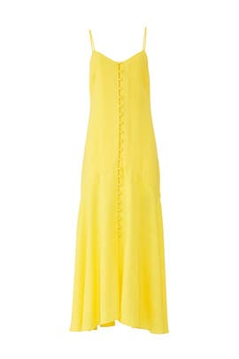 Yellow Diana Maxi by Mara Hoffman