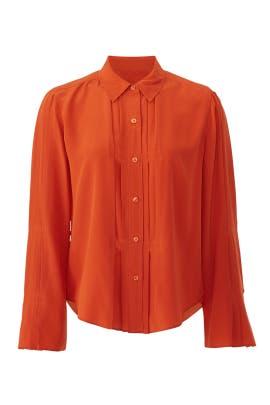 Kim Shirt by Tory Burch