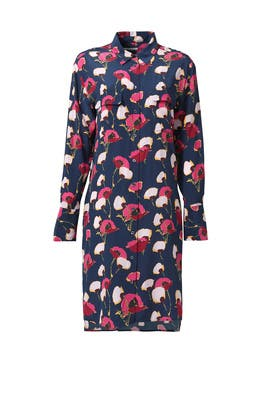Floral Delany Dress by Equipment