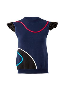 Vasarely Sweatshirt by Harvey Faircloth